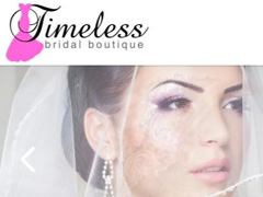 Timeless Bridal Boutique, Fort McMurray