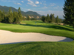 Springs Golf Course, Radium Hot Springs