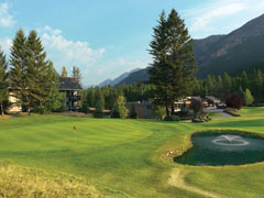 Radium Golf Course, Radium Hot Springs