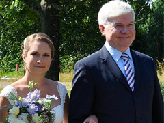 Bruce A Halliday, AB Marriage Commissioner/Officiant, Calgary