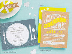 Wedding Paper Divas :: Wedding & Shower Invites & Stationary, { eShop }