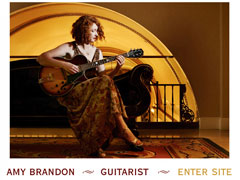 Amy Brandon Guitar :: Jazz, Classical, Celtic & Pop, Truro
