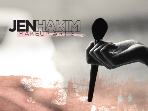 Jen Hakim makeup artist, Montreal