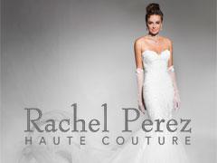 Rachel Perez Haute Couture, Montreal