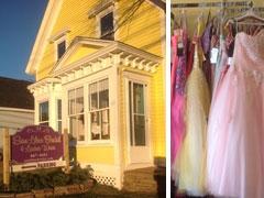 San Lilies Bridal Boutique, Amherst