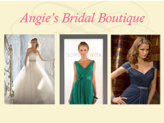Angie's Bridal Boutique : Waterdown, Waterdown