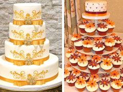 Just Temptations : Cakes, Cupcakes & Chocolate Fountains, Mississauga