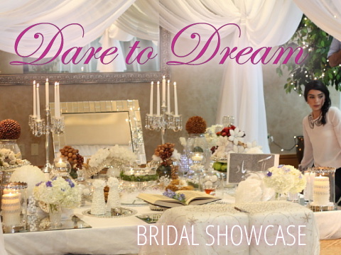 6th Annual Dare To Dream Bridal Showcase, Vancouver