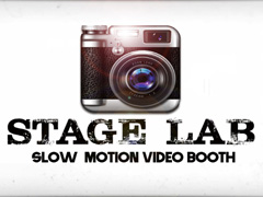 Stage Lab Slow Motion Video Booth, Edmonton
