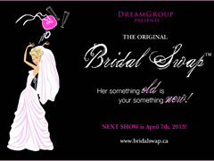 The Original Bridal Swap | April 2nd & 3rd, 2016, Vancouver