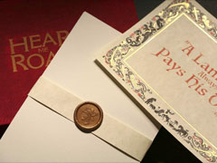 Wax Seals : Peel & Stick Self-Adhesive , { order online }