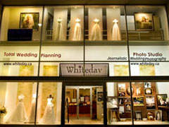 Whiteday Wedding , New Westminster