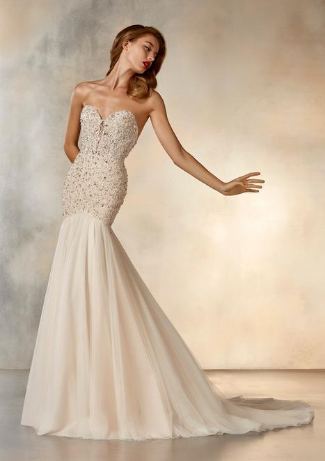 Daytime Wedding Dress by Pronovias