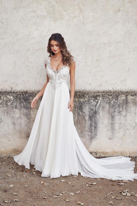 Athena Summer Wedding Dress By Anna Campbell The Dressfinder Canada