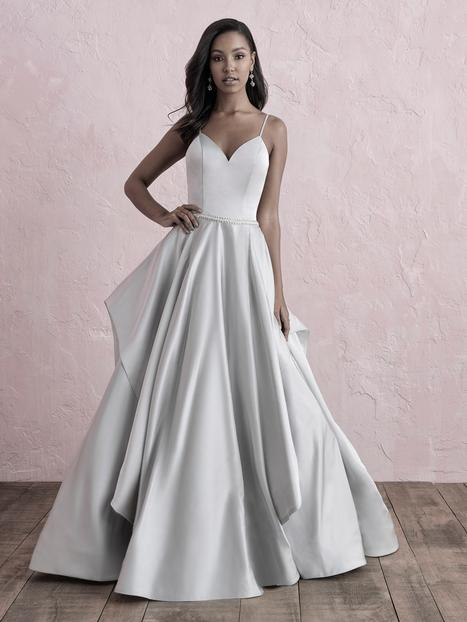 #3274F gown from the 2019 Allure Romance collection, as seen on dressfinder.ca