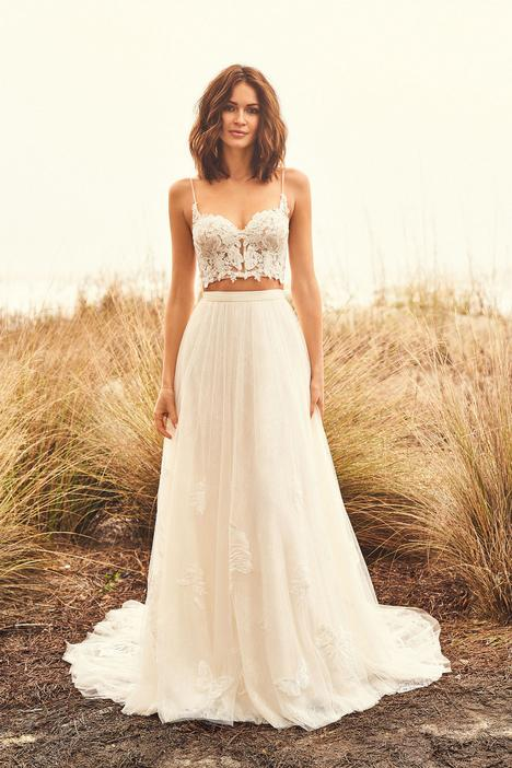 gown from the 2020 Lillian West collection, as seen on dressfinder.ca