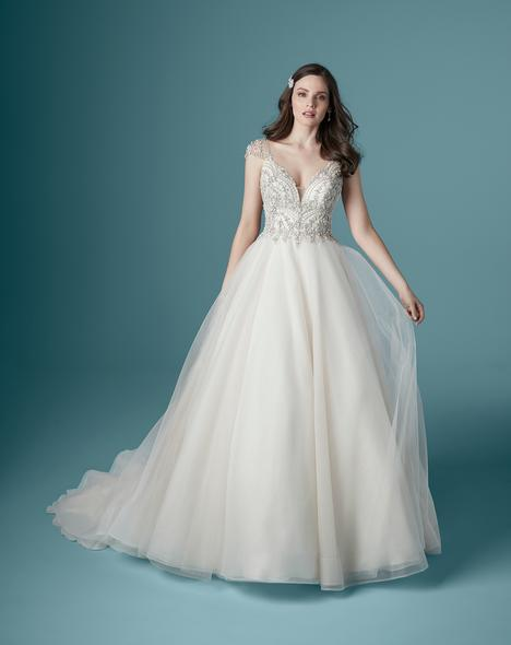 Zandrina (#20MC271) gown from the 2020 Maggie Sottero collection, as seen on dressfinder.ca
