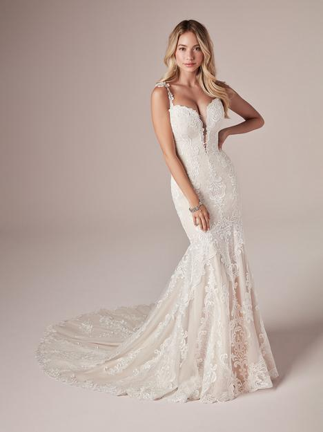 Alma gown from the 2020 Rebecca Ingram collection, as seen on dressfinder.ca