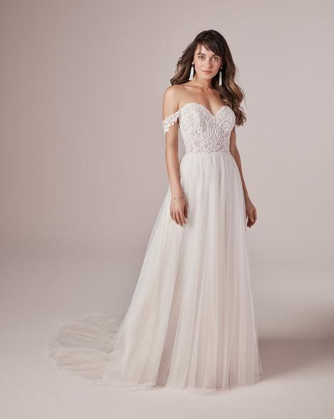 Nia (#20RT220) gown from the 2020 Rebecca Ingram collection, as seen on dressfinder.ca