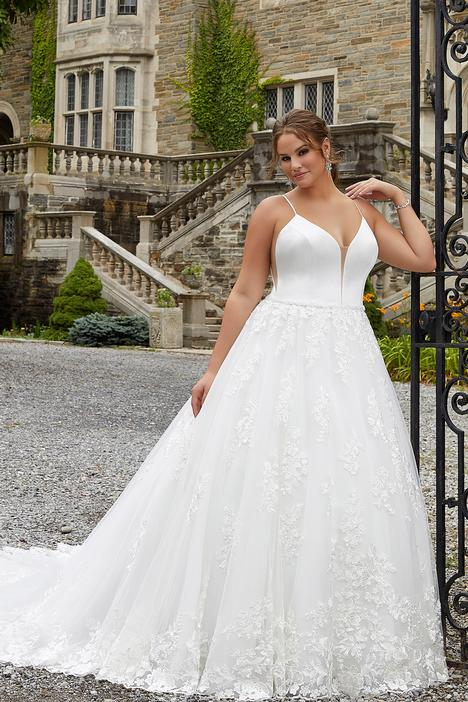 gown from the 2020 Morilee Bridal collection, as seen on dressfinder.ca