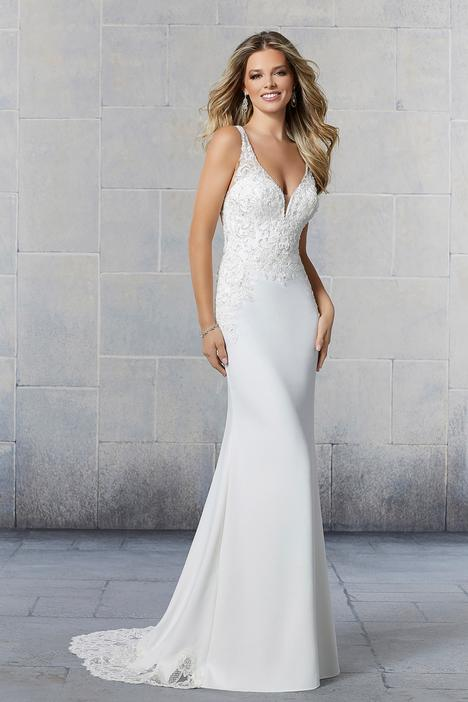 gown from the 2020 Morilee Voyagé collection, as seen on dressfinder.ca