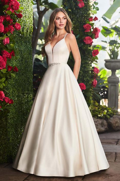 #2257 gown from the 2019 Mikaella collection, as seen on dressfinder.ca