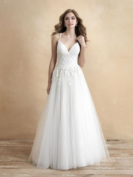 gown from the 2020 Allure Romance collection, as seen on dressfinder.ca