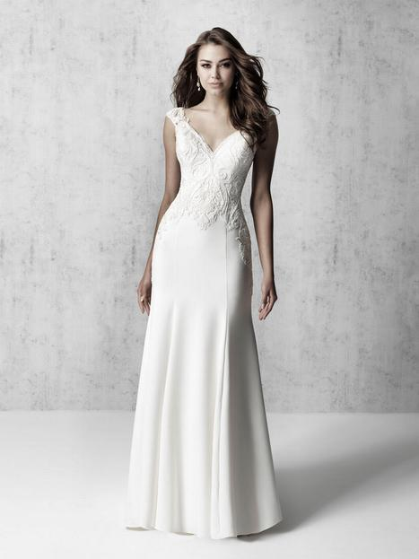 #MJ601 gown from the 2020 Madison James collection, as seen on dressfinder.ca
