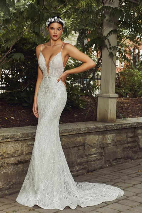 Arissa gown from the 2020 Calla Blanche collection, as seen on dressfinder.ca