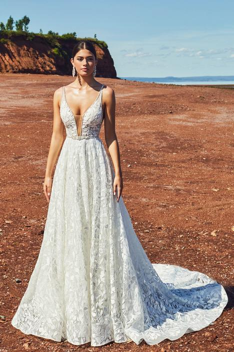 Margot gown from the 2020 Calla Blanche collection, as seen on dressfinder.ca