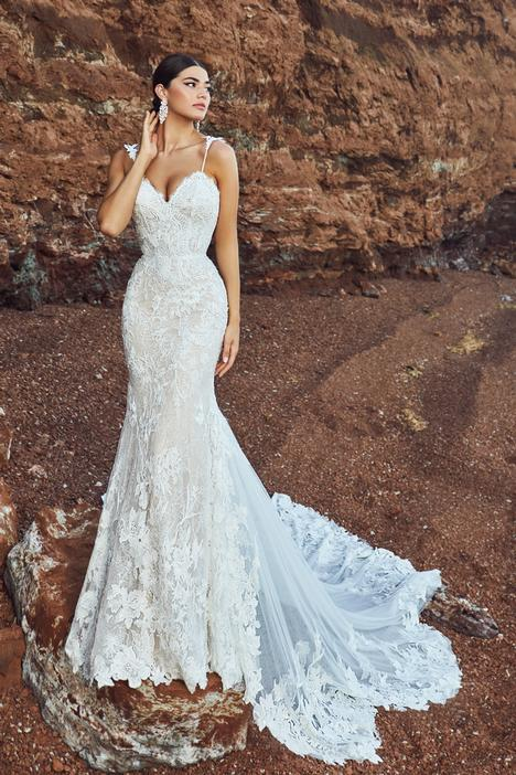 Antonella (#120128) gown from the 2020 Calla Blanche collection, as seen on dressfinder.ca