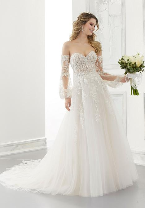 Antonella (#2183) gown from the 2020 Morilee Bridal collection, as seen on dressfinder.ca