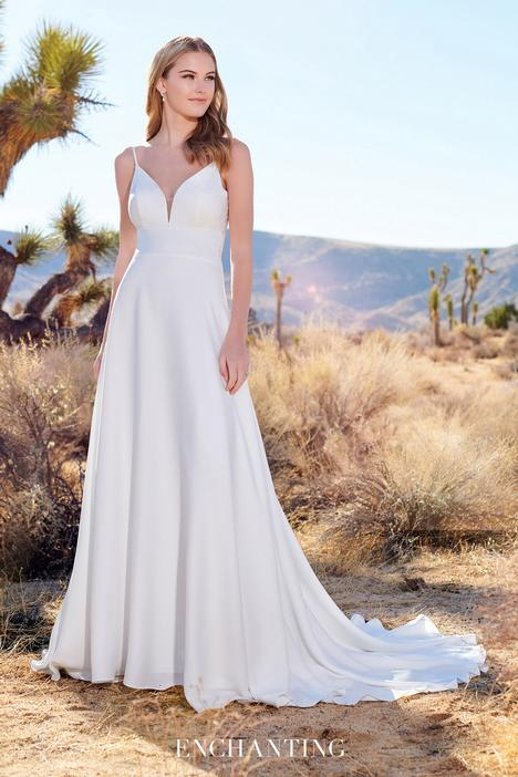 #220113 gown from the 2021 Enchanting by Mon Cheri collection, as seen on dressfinder.ca