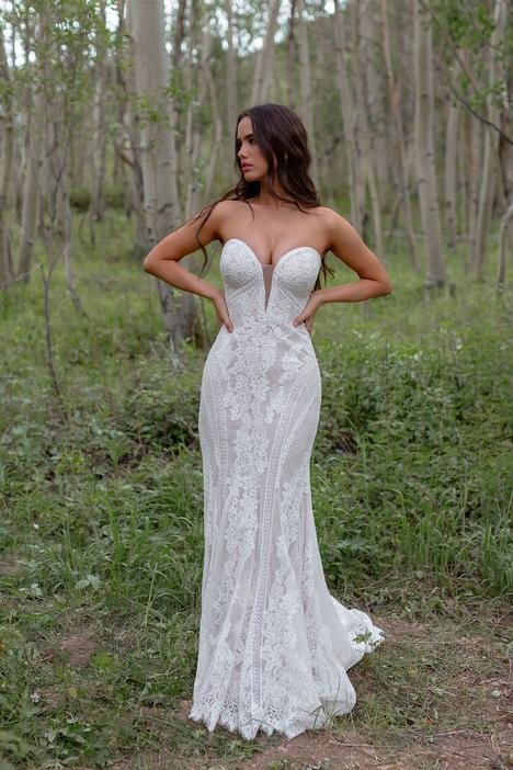 Charli (#F226) gown from the 2021 Wilderly Bride collection, as seen on dressfinder.ca