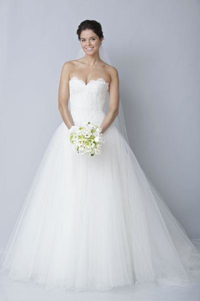 890013 gown from the 2013 Theia White Collection collection, as seen on dressfinder.ca