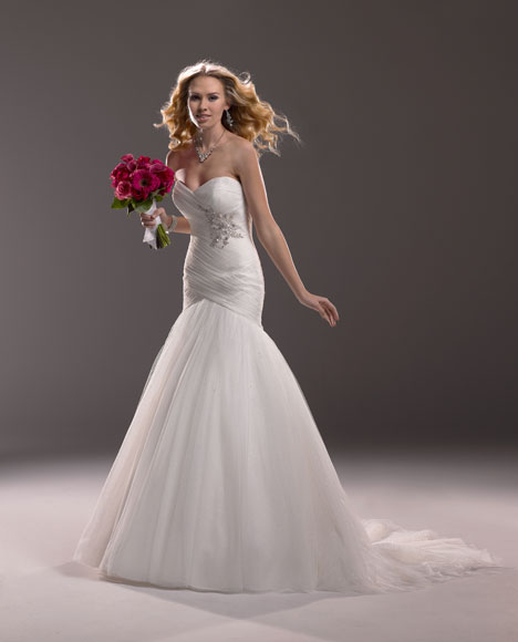 Valerie gown from the 2013 Maggie Sottero collection, as seen on dressfinder.ca