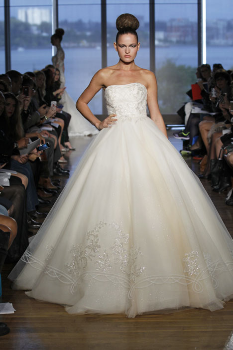 Halle gown from the 2014 Ines Di Santo collection, as seen on dressfinder.ca
