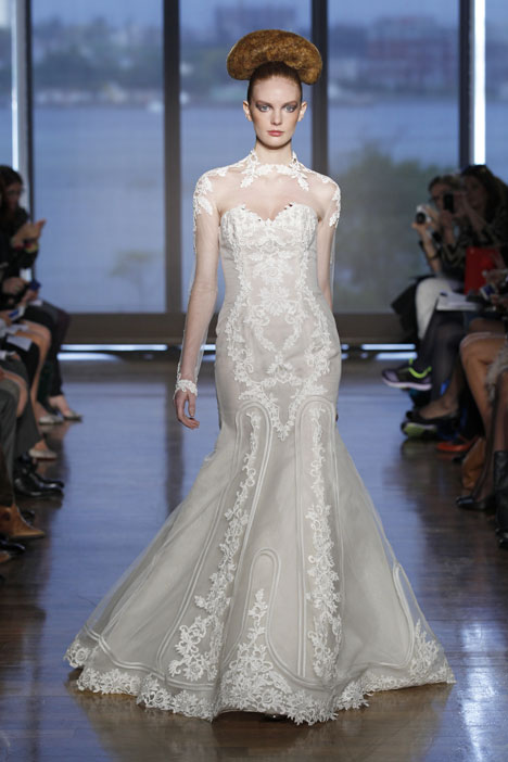 Helene gown from the 2014 Ines Di Santo collection, as seen on dressfinder.ca
