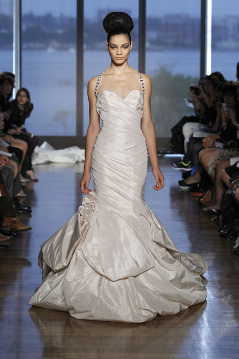 Rhea gown from the 2014 Ines Di Santo collection, as seen on dressfinder.ca