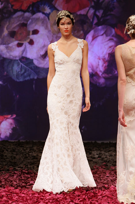 Belladonna gown from the 2014 Claire Pettibone : Romantique collection, as seen on dressfinder.ca