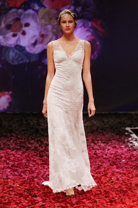 Iris gown from the 2014 Claire Pettibone : Romantique collection, as seen on dressfinder.ca