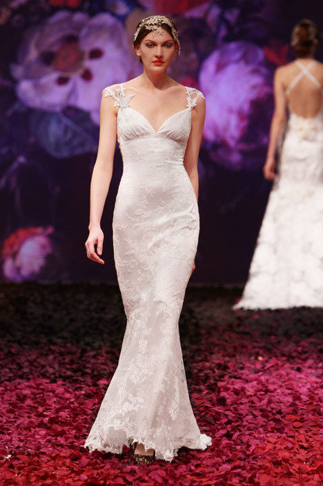 Papillon gown from the 2014 Claire Pettibone : Romantique collection, as seen on dressfinder.ca