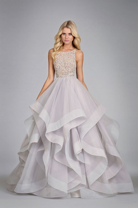 Dori (#6413) gown from the 2014 Hayley Paige collection, as seen on dressfinder.ca