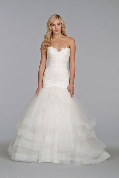 2400 gown from the 2014 Tara Keely collection, as seen on dressfinder.ca