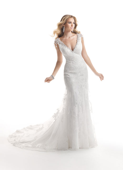 Cynthia gown from the 2014 Maggie Sottero collection, as seen on dressfinder.ca