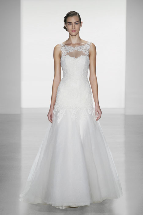 Carissa gown from the 2014 Christos collection, as seen on dressfinder.ca
