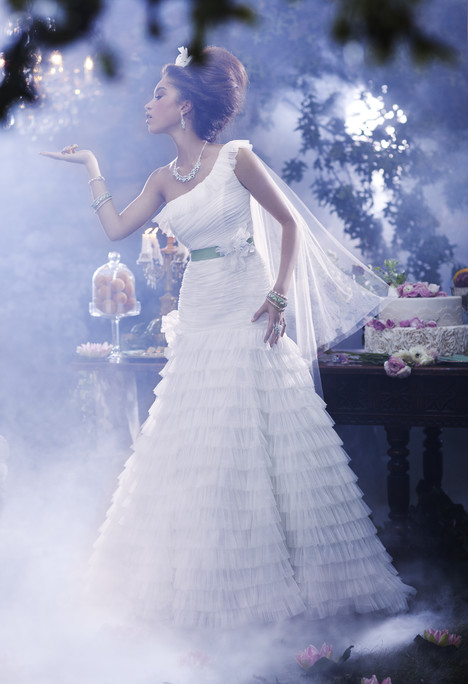 236 Tiana gown from the 2014 Alfred Angelo : Disney Fairy Tale Bridal collection, as seen on dressfinder.ca