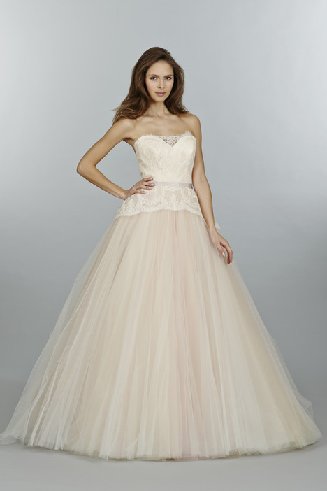 #2459 gown from the 2014 Tara Keely by Lazaro collection, as seen on dressfinder.ca