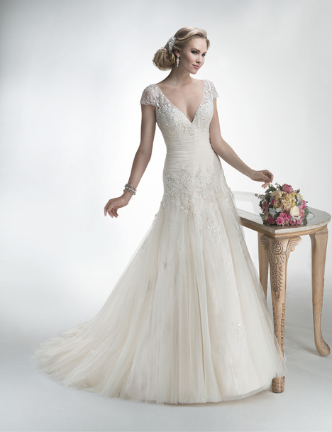 Selma gown from the 2014 Maggie Sottero collection, as seen on dressfinder.ca