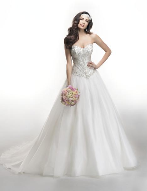 Quot Corbin Quot Wedding Dress By Maggie Sottero Dressfinder